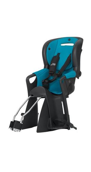 Römer Britax Jockey Comfort fietsstoeltje zwart/turquoise